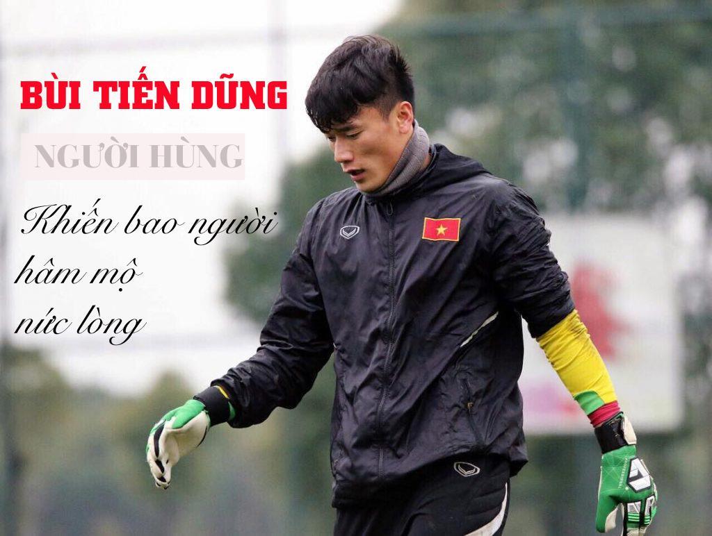 Khám phá nhân tướng xuất sắc của thủ môn Bùi Tiến Dũng, người hùng U23 Việt Nam khiến vạn chị em mê-4