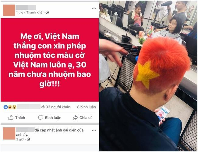 Tạm quên chuyện đi bão, đây mới là cách người hâm mộ thể hiện tình yêu với U23 Việt Nam-1