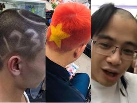Tạm quên chuyện 'đi bão', đây mới là cách người hâm mộ thể hiện tình yêu với U23 Việt Nam