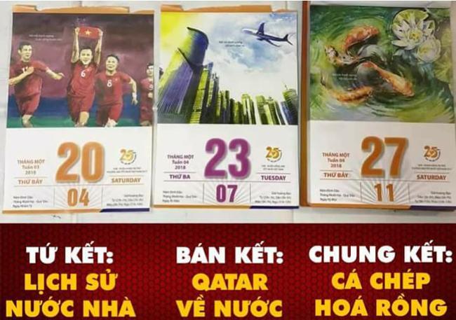 Ngả nghiêng với loạt ảnh chế về U23 Việt Nam-10