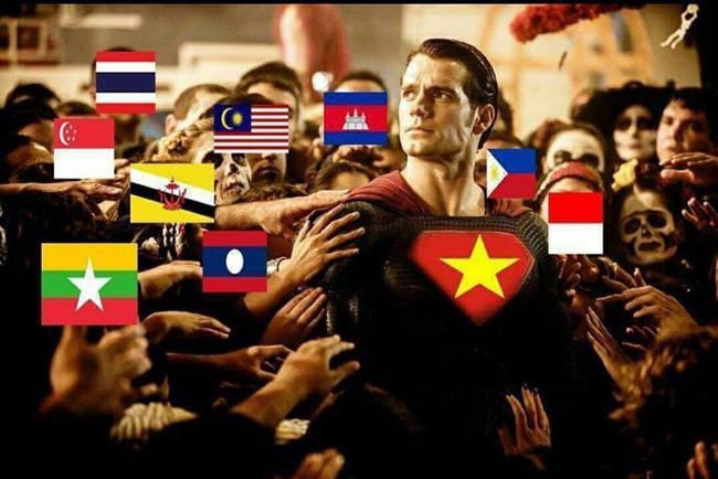 Ngả nghiêng với loạt ảnh chế về U23 Việt Nam-5