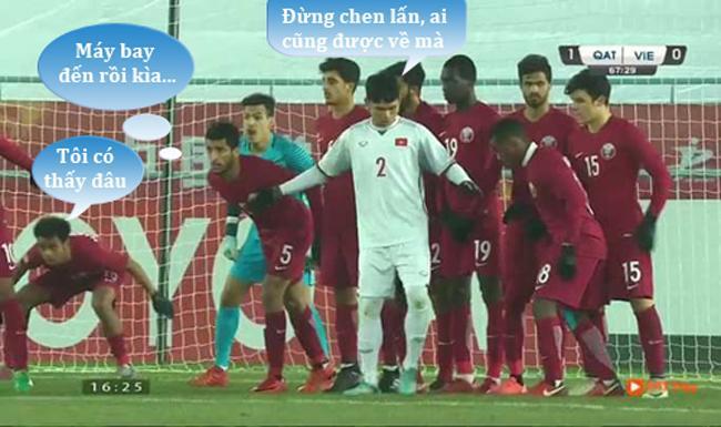 Ngả nghiêng với loạt ảnh chế về U23 Việt Nam-7