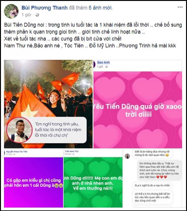 Nhập cuộc giành Bùi Tiến Dũng, chị Đại Phương Thanh tuyên bố: Đàn em trẻ đẹp không có cửa-2