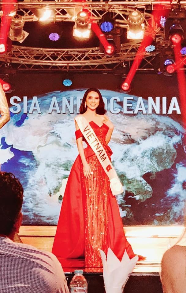 Mỹ nhân Mexico đăng quang Hoa hậu Liên lục địa 2017, Tường Linh đặc cách vào thẳng top 18-5