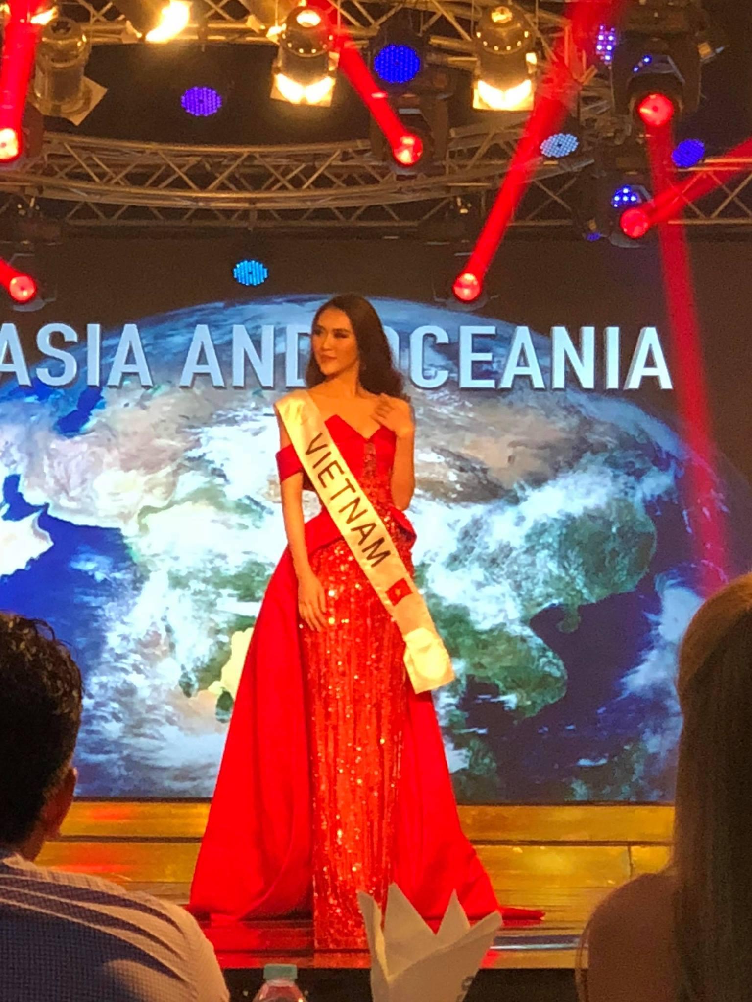 Mỹ nhân Mexico đăng quang Hoa hậu Liên lục địa 2017, Tường Linh đặc cách vào thẳng top 18-6