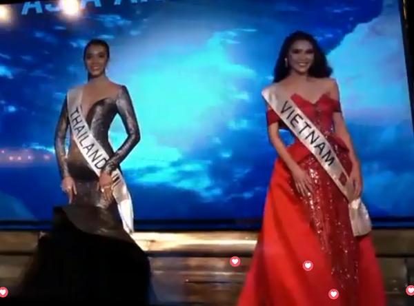 Mỹ nhân Mexico đăng quang Hoa hậu Liên lục địa 2017, Tường Linh đặc cách vào thẳng top 18-7