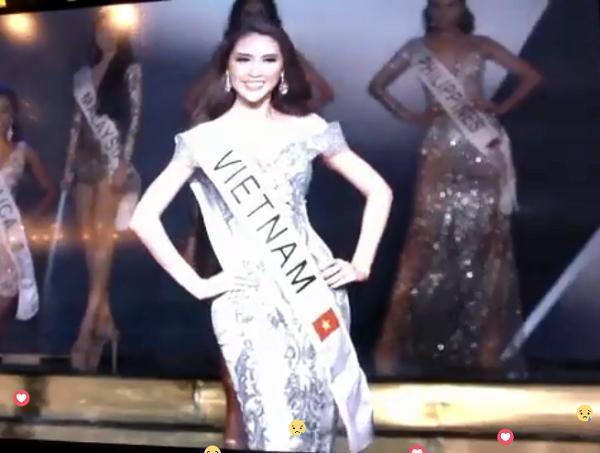 Mỹ nhân Mexico đăng quang Hoa hậu Liên lục địa 2017, Tường Linh đặc cách vào thẳng top 18-8