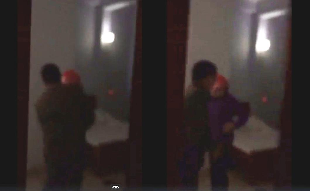 Thanh Hóa: Lộ clip nghi Chủ tịch xã vào nhà nghỉ với nữ cán bộ-2