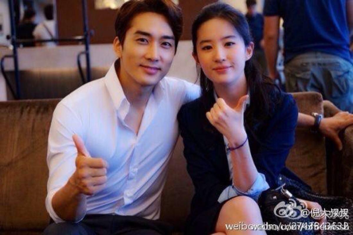 Ngưỡng mộ 2 năm yêu đương đầy mật ngọt, ai ngờ Lưu Diệc Phi và Song Seung Hun chia tay bất ngờ đến thế!-10