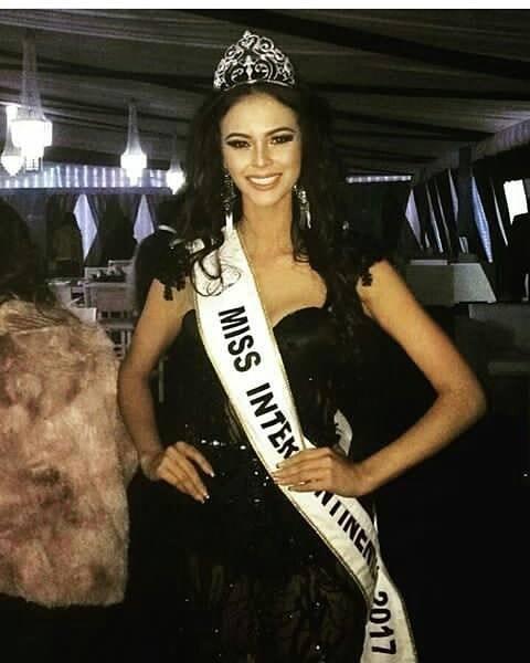 BẤT NGỜ: Hoa hậu Liên Lục Địa vừa đăng quang từng bị nhan sắc của Nguyễn Thị Thành thổi bay-2