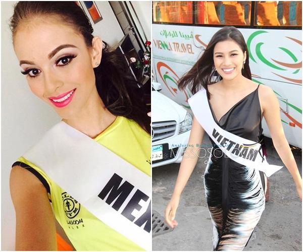 BẤT NGỜ: Hoa hậu Liên Lục Địa vừa đăng quang từng bị nhan sắc của Nguyễn Thị Thành thổi bay-5