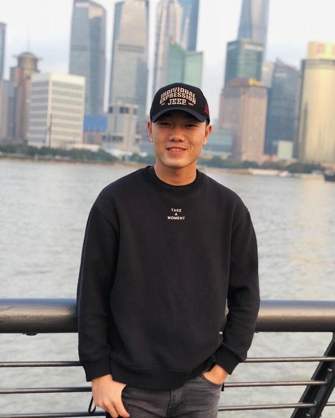 Hết Duy Pinky, Duy Mạnh giờ thì đội trưởng Xuân Trường cũng đóng quảng cáo mặt nạ Hàn Quốc rồi!-1