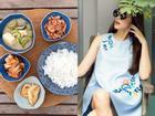 Tin sao Việt: Tăng Thanh Hà bật mí về bữa cơm gia đình 'có gì nấu đấy'