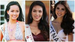 Những mỹ nhân Việt lập kỳ tích trên đấu trường quốc tế nhờ... quyền lực khán giả
