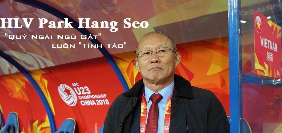 3 bí mật tạo nên loại gia vị riêng đóng mác 'thuyền trưởng ngủ gật' Park Hang Seo