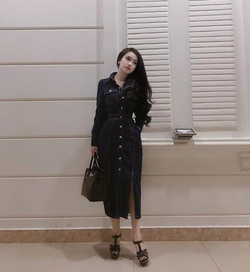 Bạn gái 'người hùng' sân cỏ U23 Việt Nam - người mê diện đồ đôi, người dùng toàn hàng hiệu đắt giá-4