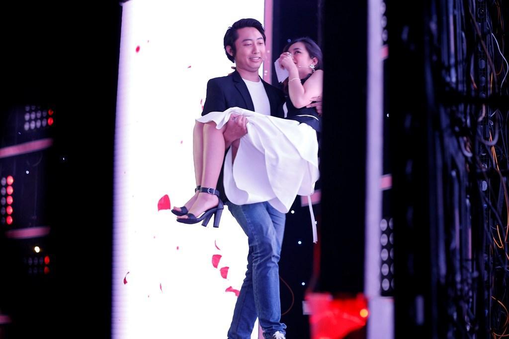 Chương trình vừa lên sóng, Trang Ly của Vì yêu mà đến khiến khán giả thất vọng khi tuyên bố đã chia tay bạn trai-2