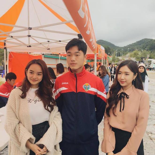 Không cần thả thính, Kaity Nguyễn có ảnh chụp cùng oppa mắt híp Xuân Trường-2