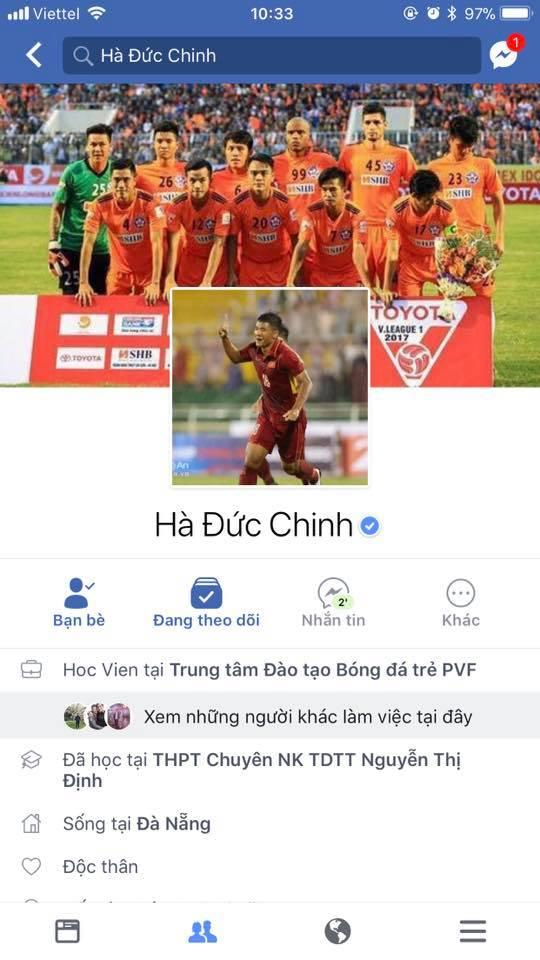 Liên tiếp xuất hiện Facebook giả mạo, dàn cầu thủ U23 Việt Nam phải nhờ Facebook cấp nút tích xanh-4
