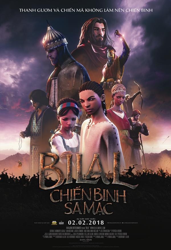 Bilal: Chiến binh sa mạc: Khi người Ả Rập mất 7 năm thực hiện bộ phim hoạt hình quốc dân-1