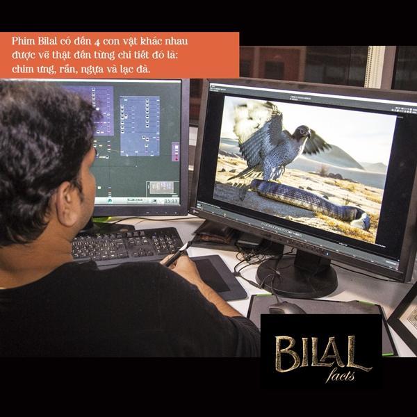 Bilal: Chiến binh sa mạc: Khi người Ả Rập mất 7 năm thực hiện bộ phim hoạt hình quốc dân-2