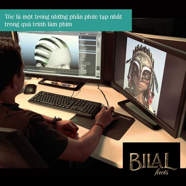 Bilal: Chiến binh sa mạc: Khi người Ả Rập mất 7 năm thực hiện bộ phim hoạt hình quốc dân-3