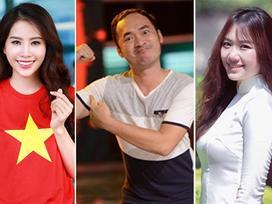 Hari Won, Nam Em và dàn sao Việt gửi lời chúc U23 Việt Nam vô địch U23 Châu Á