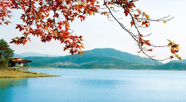 Tới Thường Châu xem chung kết U23, không thể bỏ qua hồ nước đẹp huyền bí này-14