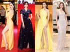 Angela Phương Trinh - Đỗ Mỹ Linh công phá thảm đỏ với sắc vàng rực rỡ nhất tuần qua