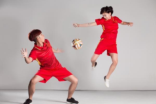 Trước trận chung kết lịch sử, Ngô Thanh Vân và Jun Phạm tung clip cổ vũ U23 Việt Nam-2