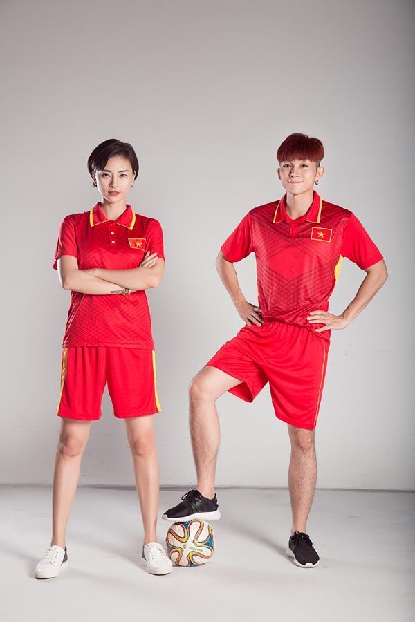 Trước trận chung kết lịch sử, Ngô Thanh Vân và Jun Phạm tung clip cổ vũ U23 Việt Nam-3