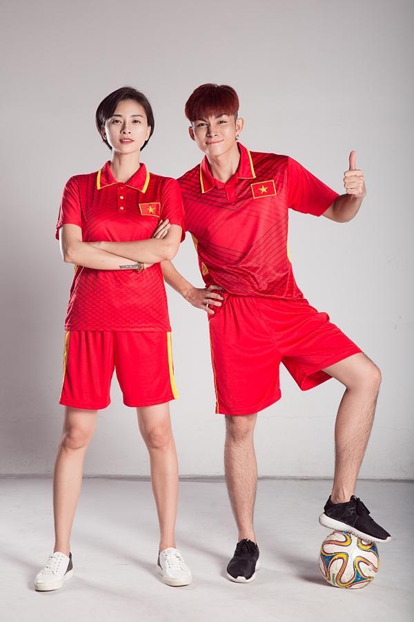 Trước trận chung kết lịch sử, Ngô Thanh Vân và Jun Phạm tung clip cổ vũ U23 Việt Nam-4