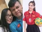 Trước thềm chung kết, bạn gái tiền vệ Quang Hải có hành động siêu ý nghĩa cổ vũ người yêu
