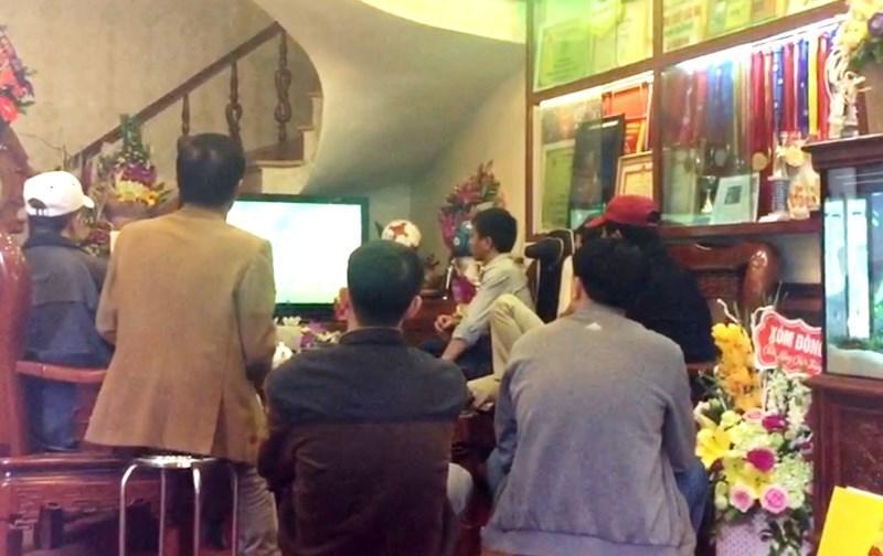 Quê nhà Quang Hải rạo rực như trước ngày hội lớn-1