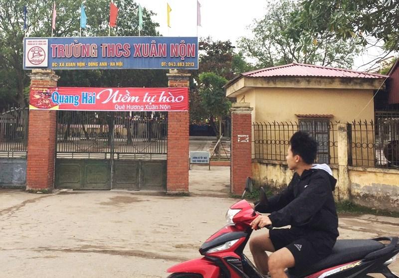 Quê nhà Quang Hải rạo rực như trước ngày hội lớn-3