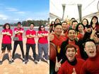Mặc bão tuyết, dàn sao đồng loạt phủ cờ đỏ sao vàng ủng hộ U23 Việt Nam vô địch Châu Á