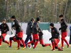 HLV Park Hang-seo nói gì với học trò trước trận gặp U23 Uzbekistan?