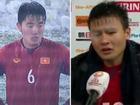 Quang Hải và các chàng trai U23 rơi nước mắt vì lỡ một nhịp chạm tay vào Cup U23 Châu Á