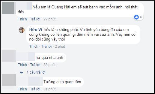 U23 Việt Nam thua trận, Hữu Vi gây phẫn nộ với phát ngôn không được ngắm bikini bay trong bão-3