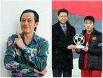 Không hổ là danh hài, Hoài Linh động viên các cầu thủ U23 Việt Nam siêu duyên dáng