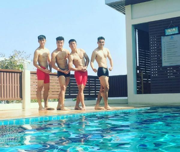 Những điểm ăn chơi yêu thích của U23 Việt Nam-5