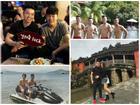 Những điểm ăn chơi yêu thích của U23 Việt Nam