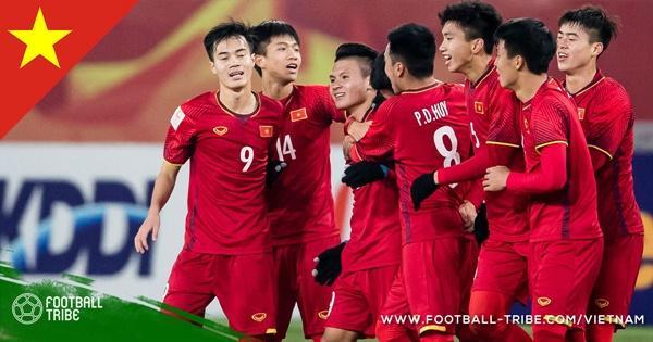 Những cái nhất của U23 Việt Nam tại VCK U23 Châu Á-1