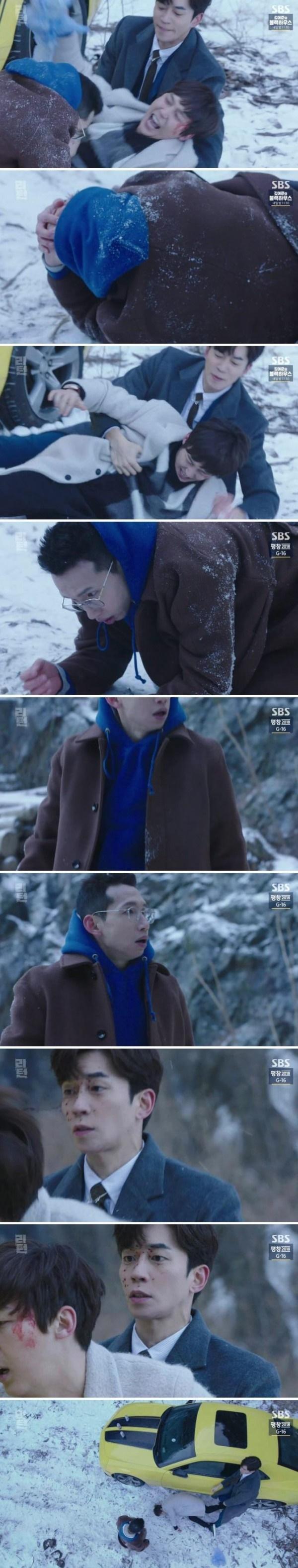 'Return' - Netizen Hàn đã nói gì về bộ phim hình sự hot nhất hiện nay?-5