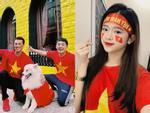 Cờ đỏ sao vàng ngập tràn street style của dàn hot-face tuần qua