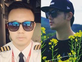 Bên cạnh các cầu thủ, chàng cơ trưởng đưa thầy trò HLV Park Hang-seo về nước cũng là 'cực phẩm'