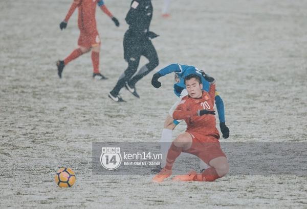 Chùm ảnh độc quyền: U23 Việt Nam đã để lại quá nhiều cảm xúc trên sân và trong hàng triệu trái tim CĐV-9