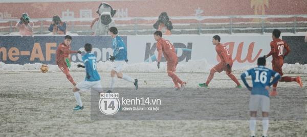 Chùm ảnh độc quyền: U23 Việt Nam đã để lại quá nhiều cảm xúc trên sân và trong hàng triệu trái tim CĐV-2