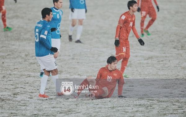 Chùm ảnh độc quyền: U23 Việt Nam đã để lại quá nhiều cảm xúc trên sân và trong hàng triệu trái tim CĐV-5
