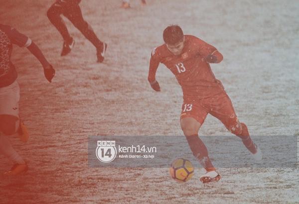 Chùm ảnh độc quyền: U23 Việt Nam đã để lại quá nhiều cảm xúc trên sân và trong hàng triệu trái tim CĐV-7